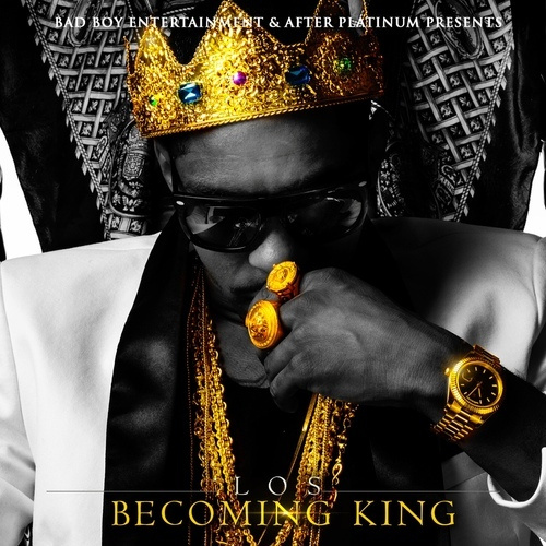 Los Becoming King Cover